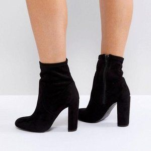 Call It Spring Piellan Ankle Booties Black 7.5